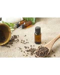 Black Pepper Pure Essential Oil 10ml