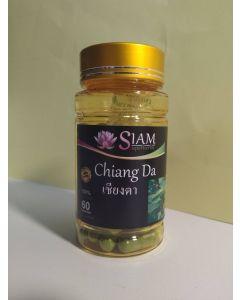 Chiang Da  60 capsules