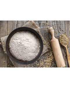 Buckwheat Flour  Organic 1kg