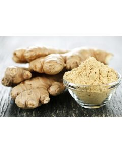 Ginger Organic 60 Capsules