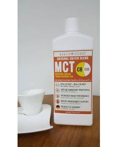 MCT C8/C10  Coconut Oil 1000ml
