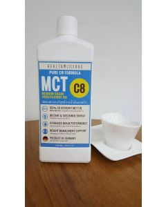 MCT Oil Pure C8 1000ml