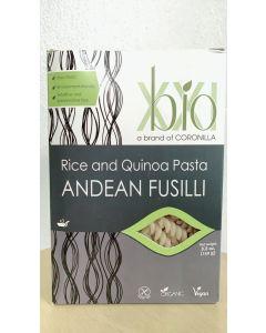 Rice & Quinoa Fusilli Pasta Organic 250gram