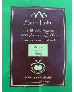 Coffee Beans Organic Arabica Medium Roast 250gram