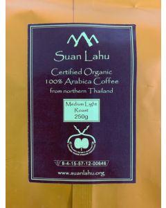 Coffee Beans Organic Arabica Light Roast 250gram