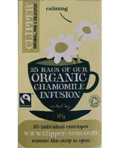 Chamomile Tea Organic 25 bags
