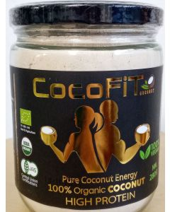 Coconut Protein Powder Organic 280 grams