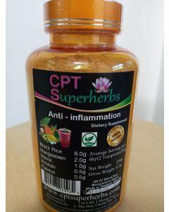 Anti Inflammation 250 gram Powder