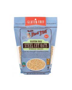 Gluten Free Steel Cut Oats 680Gram