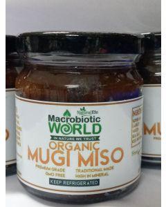 Mugi Miso Organic 200gram