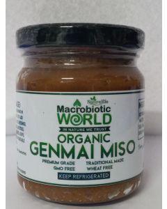 Genmai Miso Organic 200gram