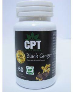 Black Ginger Organic 60 Capsules