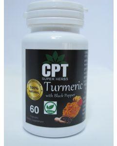 Turmeric Organic 60 Capsules