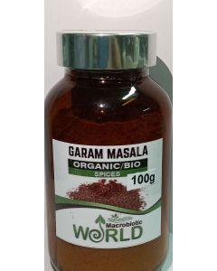 Garam Masala Organic Powder 100gram