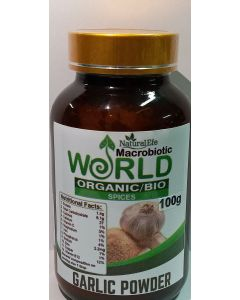 Garlic Powder Organic 100gram