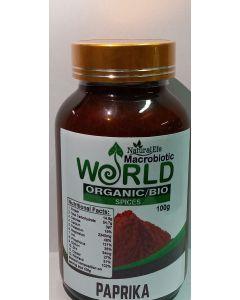 Paprika Organic Powder 100gram