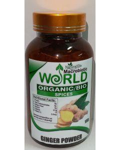 Ginger Powder Organic 100gram