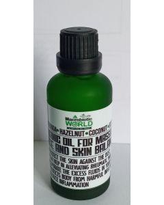 Moringa Massage Oil 50ml