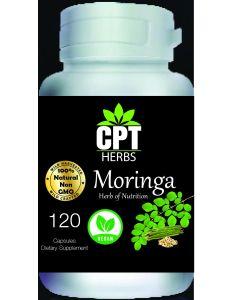 Moringa Powder 120 Capsules