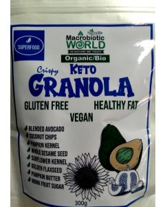 Keto Granola Organic 300gram