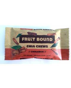 Fruit Bound Chia Chew Bars Cinnamon 40 gram