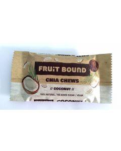 Fruit Bound Chia Chew Bars Coconut 40 gram