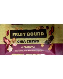Fruit Bound Bars Peanut 40 gram