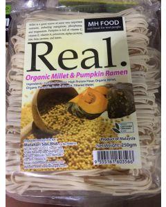 Ramen Millet & Pumpkin Organic Noodles 250gram