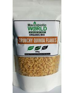 Crunchy Quinoa Flakes Organic 300 g