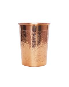 Copper Drinking Cup 300ml Imported