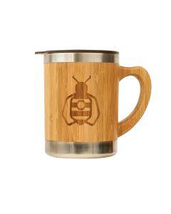Coffee Mug Bamboo 330ml