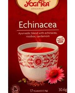 Echinacea Tea Yogi