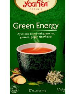Green Energy Tea Yogi