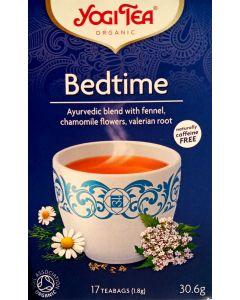 Bedtime Tea Yogi Organic 17 Tea Bags