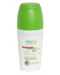 ลูกกลิ้งระงับกลิ่นกาย Neobio 50 มล.