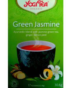 Green Jasmine Tea Yogi