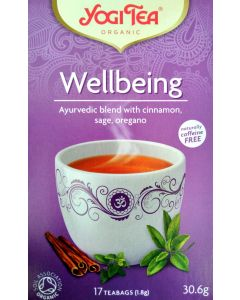Wellbeing Tea Yogi
