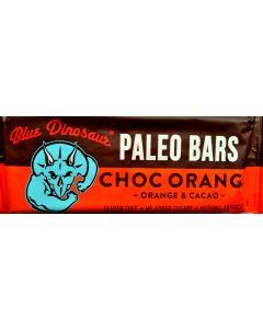 Blue Dinosaur Choc Orange Paleo Bar 45gram