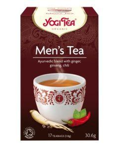 Men's Tea Yogi Organic 17 bags