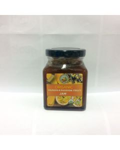 Papaya & PassionFruit Jam Organic