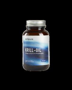 Krill Oil Antarctic 500mg 60 Capsules