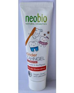 NEOBIO Kinder ZAHNGEL Toothpaste 50 ml
